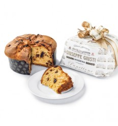 Panettone with balsamic vinegar of Modena